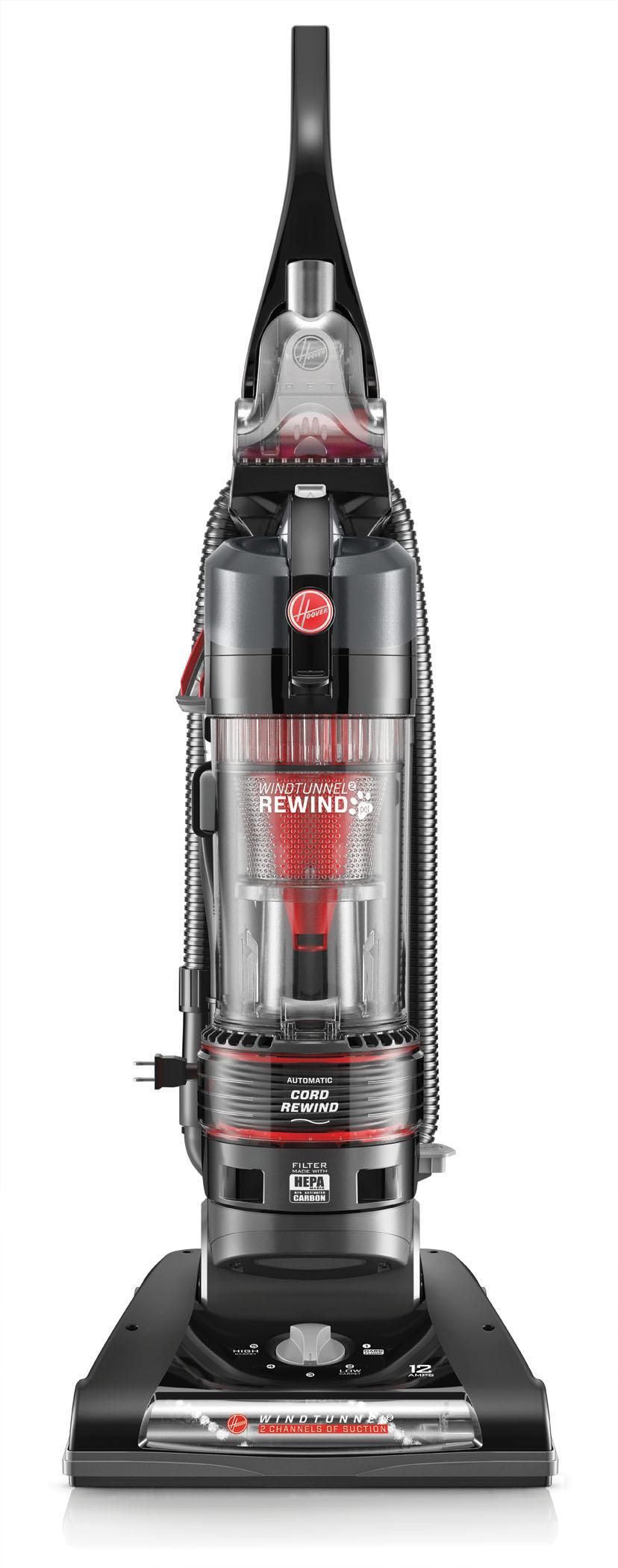 Amazon Com Hoover Vacuum Cleaner Windtunnel 2 Rewind Pet