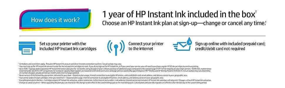 Update Hp Instant Ink Account
