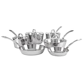 Viking Contemporary 10 Piece Cookware Set