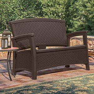 Browse Coordinating Products From The Suncast ELEMENTS Outdoor Furniture  Collection