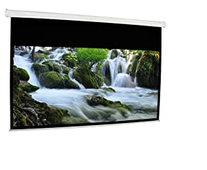Electric Projector Screens (IR/RF Remotes)