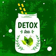 Detox Green Tea Powder Matcha