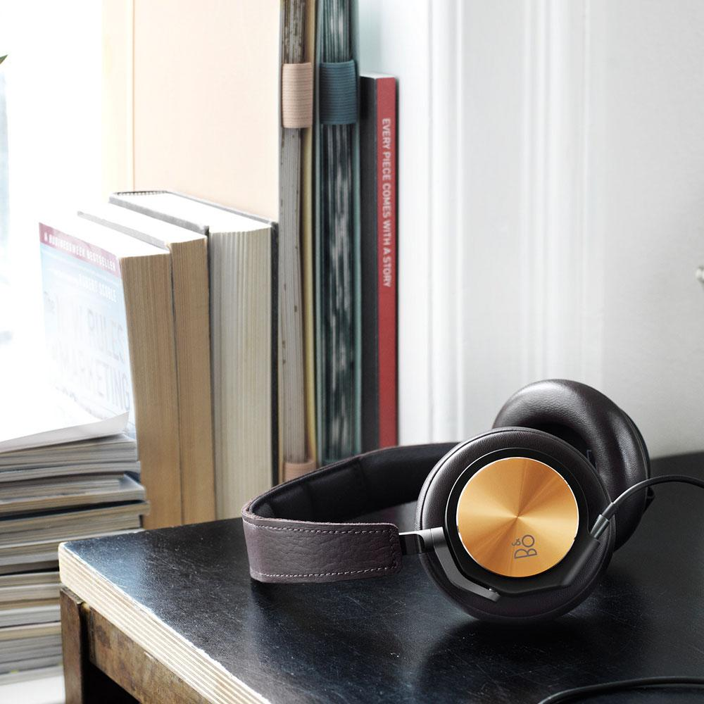 beoplay h6 special edition bronzed hazel home audio theater. Black Bedroom Furniture Sets. Home Design Ideas