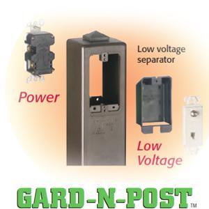 Amazon Com Arlington Industries Gp19b 1 Gard N Post