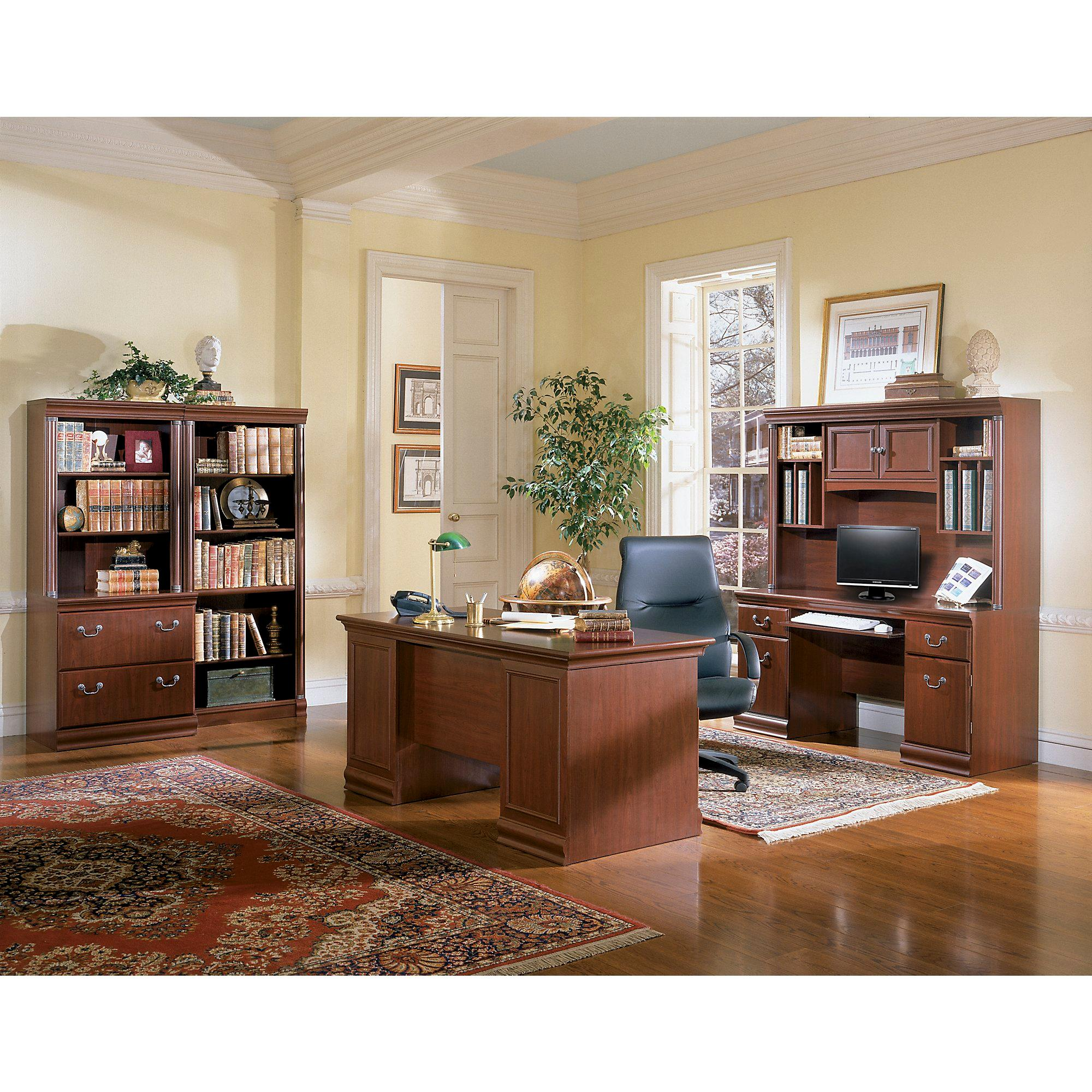Bush Furniture, Birmingham, Birmingham Collection, Office Furniture,  Furniture, Home Office,