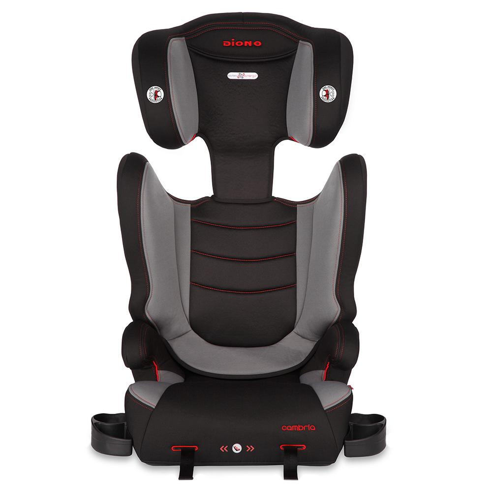diono cambria highback booster car seat shadow baby