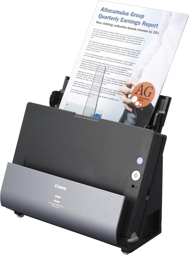 Amazon.com: Canon imageFormula DR-C225 Document Scanner ...