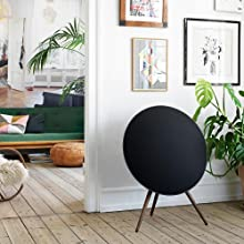 B&O PLAY by Bang & Olufsen BeoPlay A9 MK II Bluetooth one point music system stereo loud streaming