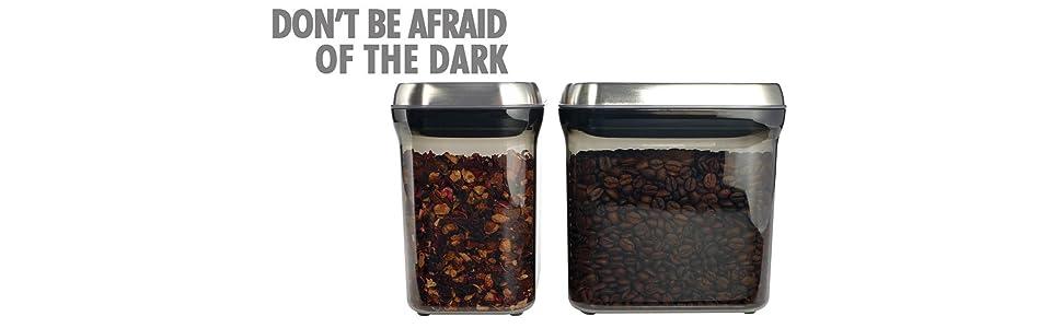 Amazon Com Oxo Good Grips Coffee Pop Food Storage