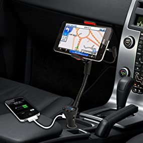 car mount, fm transmitter, car dock, car holder, FM radio frequency