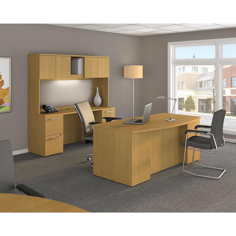 Kitchen Office Furniture: Amazon.com: Bush Business Furniture 300 Series 60W X 30D