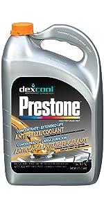 dexcool, antifreeze, prestone
