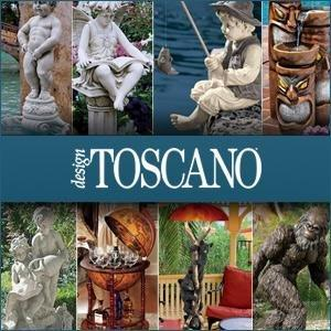 design toscano christmas decor