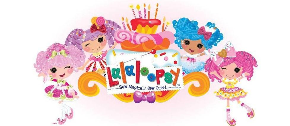Amazon Mini Lalaloopsy Super Silly Party Cake Playset Toys Games