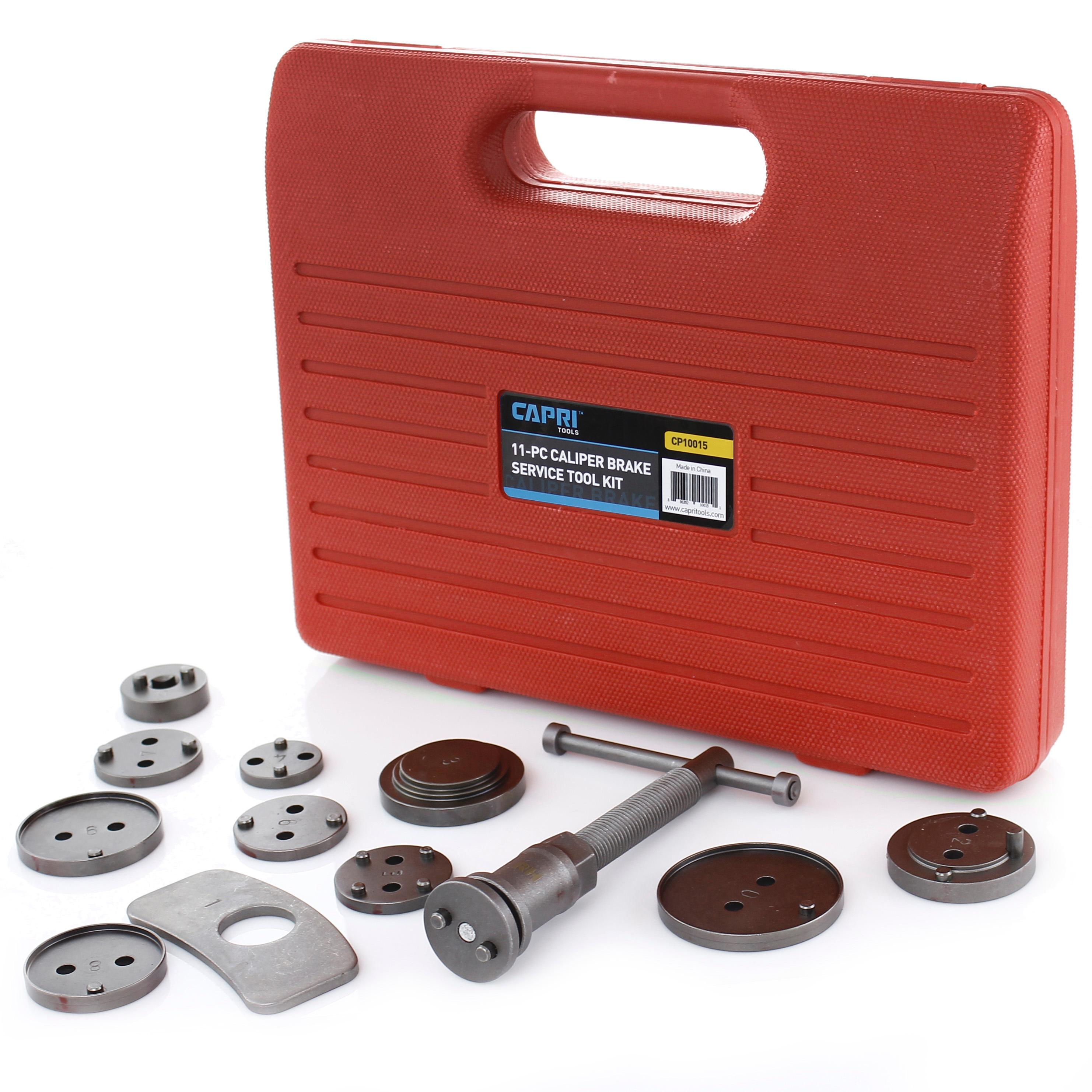 Amazon Capri Tools 10015 Disc Brake Caliper Wind Back Tool Kit
