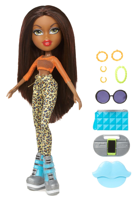Amazon.com: Bratz Hello My Name Is Doll- Sasha: Toys & Games