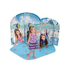 Amazon Com Playhut Frozen Ice Skate Castle Toys Amp Games