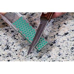 Mini-Sharp extra fine sharpening paring knife