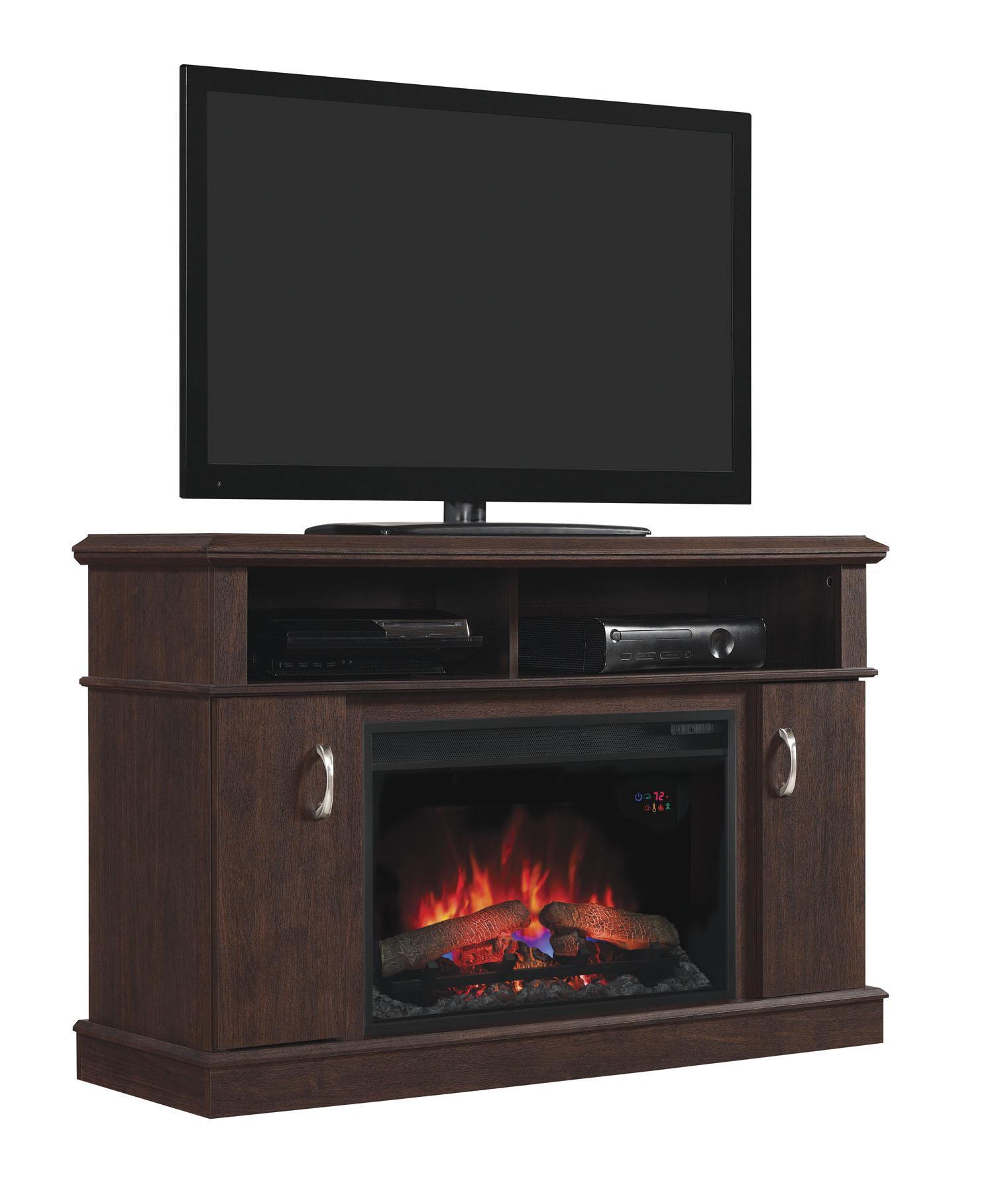 fireplace consoles electric en dimplex media fireplaces