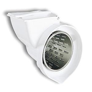 Amazon Com Kitchenaid Rvsa Slicer Shredder Attachment For