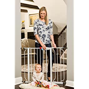 Expands 29-39 Inches Wide and Stand 31 Inches Tall