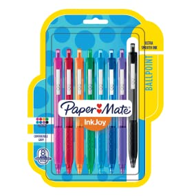 Paper Mate InkJoy 300RT Retractable Ballpoint Pens - Main Product Image
