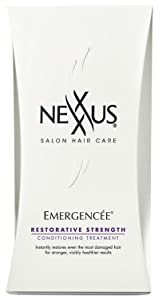 Nexxus Emergencee Reconstruction Conditioning Hair Treatment protects & strengthens damaged hair