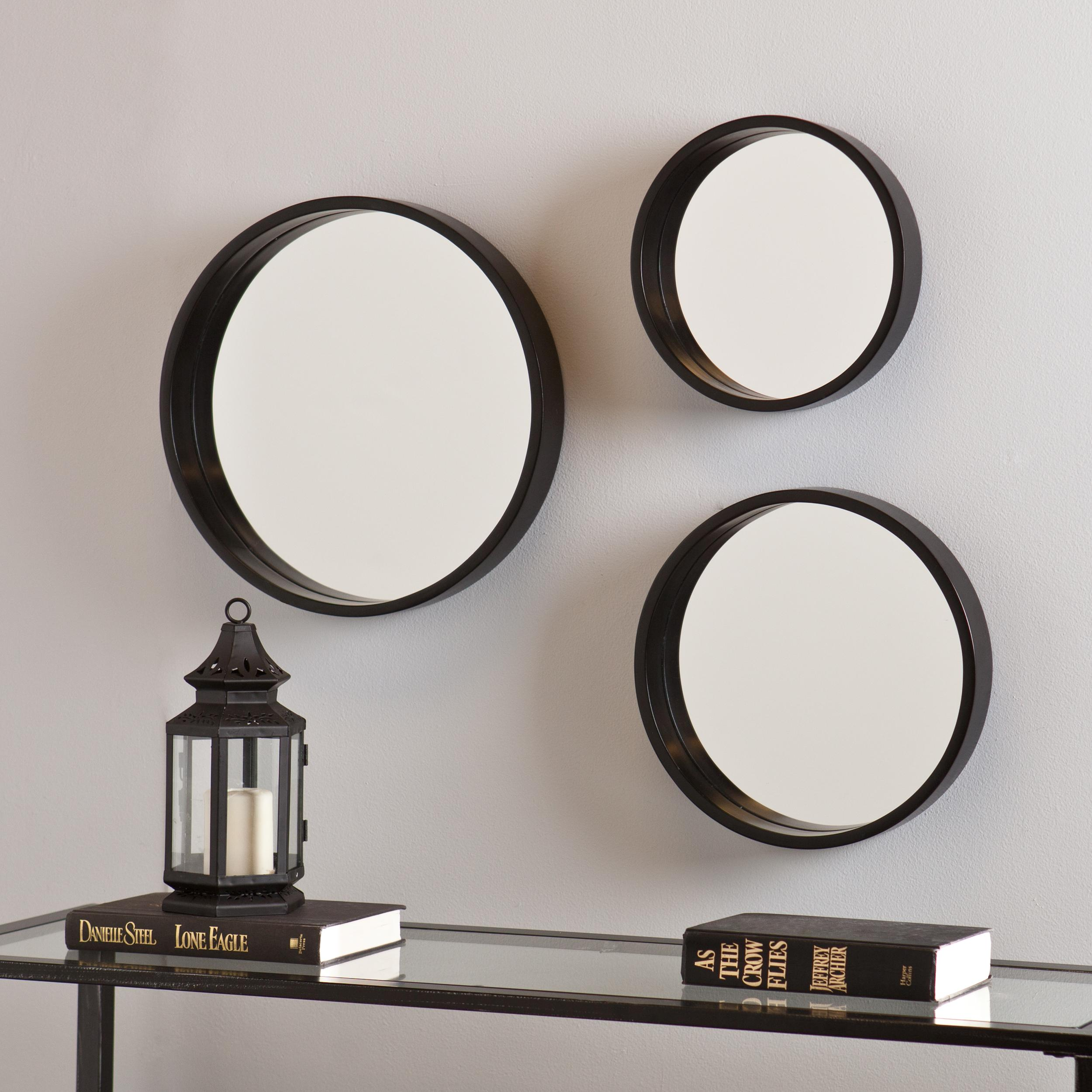 Holly Martin Daws Wall Mirror 3pc Set