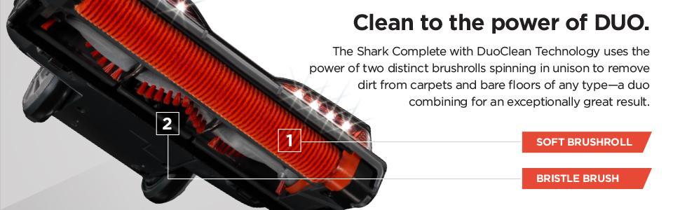 Amazon Com Shark Rocket With Duoclean Hv382
