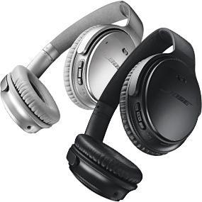 Amazon.com: Bose QuietComfort 35 Wireless Headphones