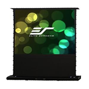Elite screens kestrel series 92 inch for Motorized floor up screen