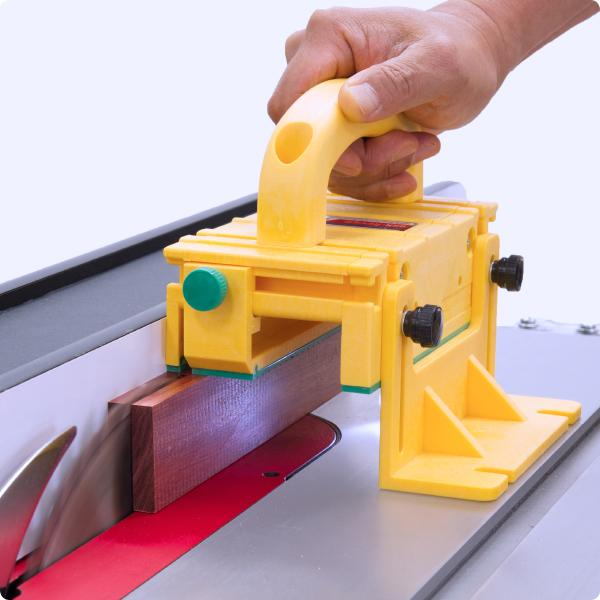 Grr Ripper 3d Pushblock For Table Saws Router Tables Band Saws And Jointers By Microjig
