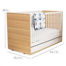 Quality Materials Crib