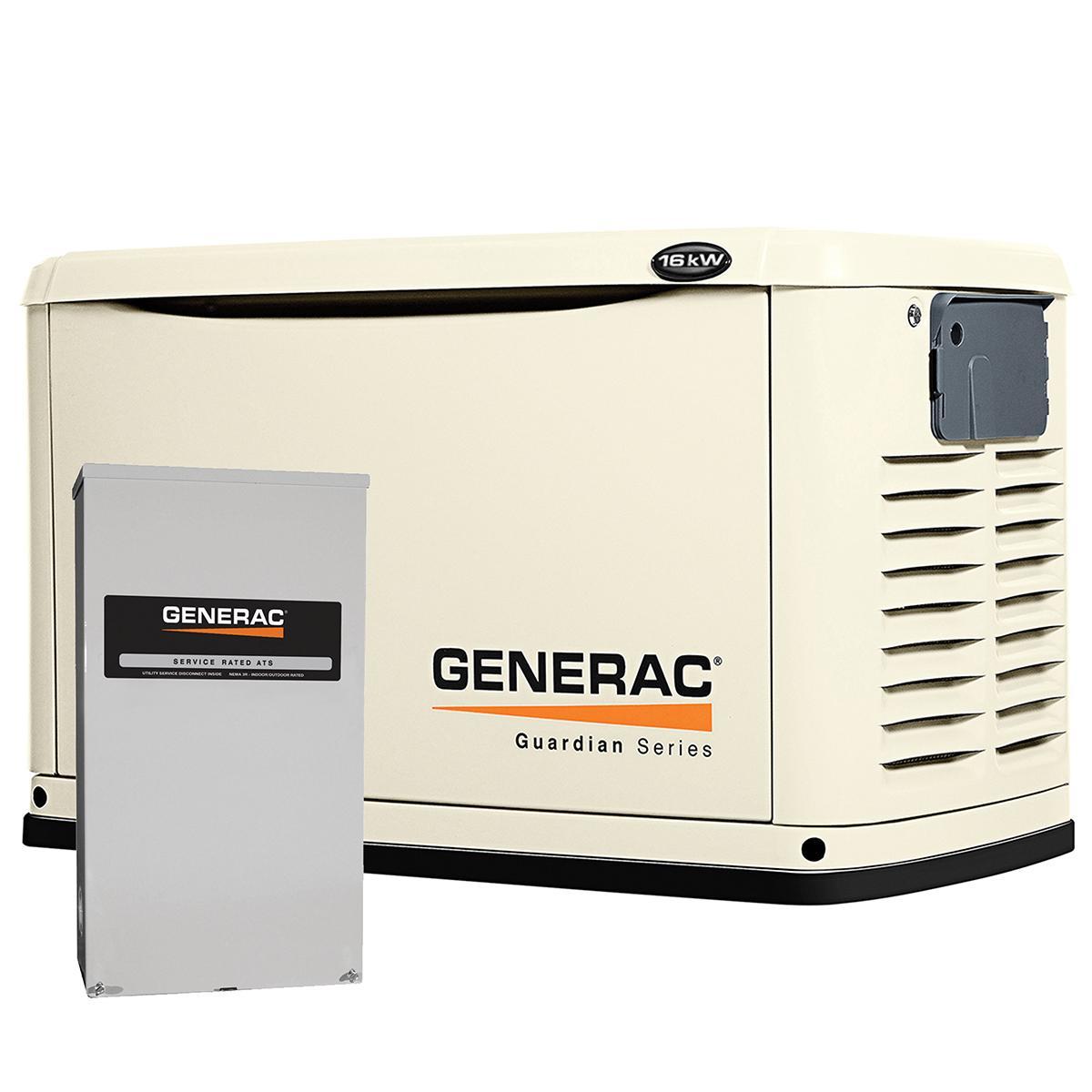 Amp Natural Gas Generator