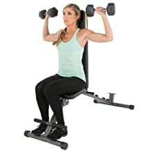 Seated Military Shoulder Presses