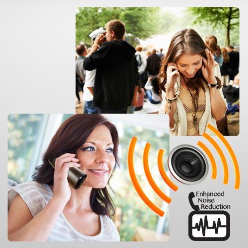 Panasonic KX-TG7875S Link2Cell Bluetooth Cordless Phone with Enhanced
