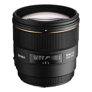Amazon.com : Sigma 85mm f/1.4 EX DG HSM Large Aperture