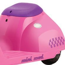Amazon Com Razor Jr Mini Mod Electric Scooter Pink