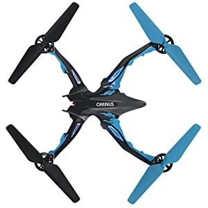 Ominus UAV — Blue