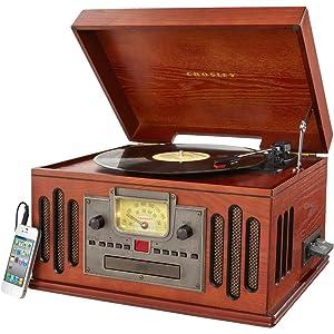 Amazon Com Crosley Cr704c Pa Musician Turntable With