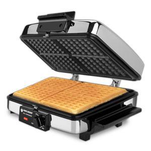 Amazon.com: BLACK+DECKER G48TD 3-in-1 Waffle Maker, Black