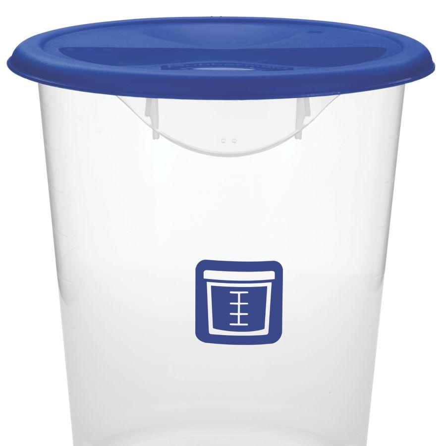 Industrial Food Container : Amazon rubbermaid commercial products