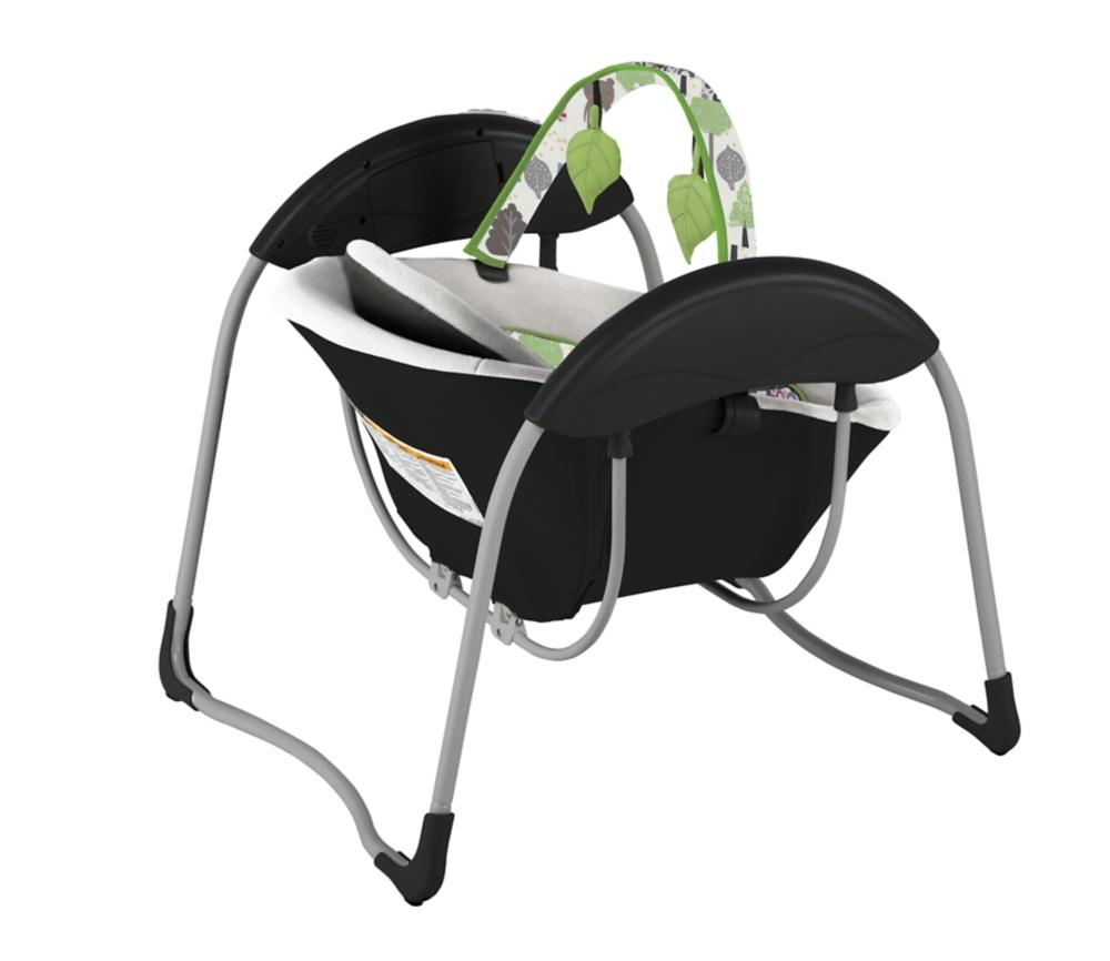 Graco Brown Swing Graco Swing N Bounce Infant Swing And