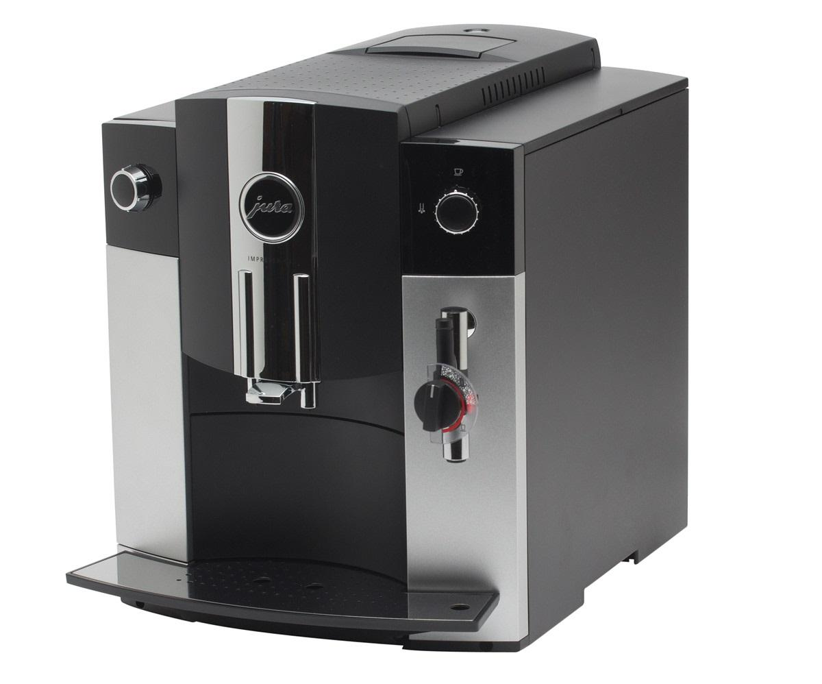 jura 15068 impressa c65 automatic coffee machine platinum kitchen dining. Black Bedroom Furniture Sets. Home Design Ideas