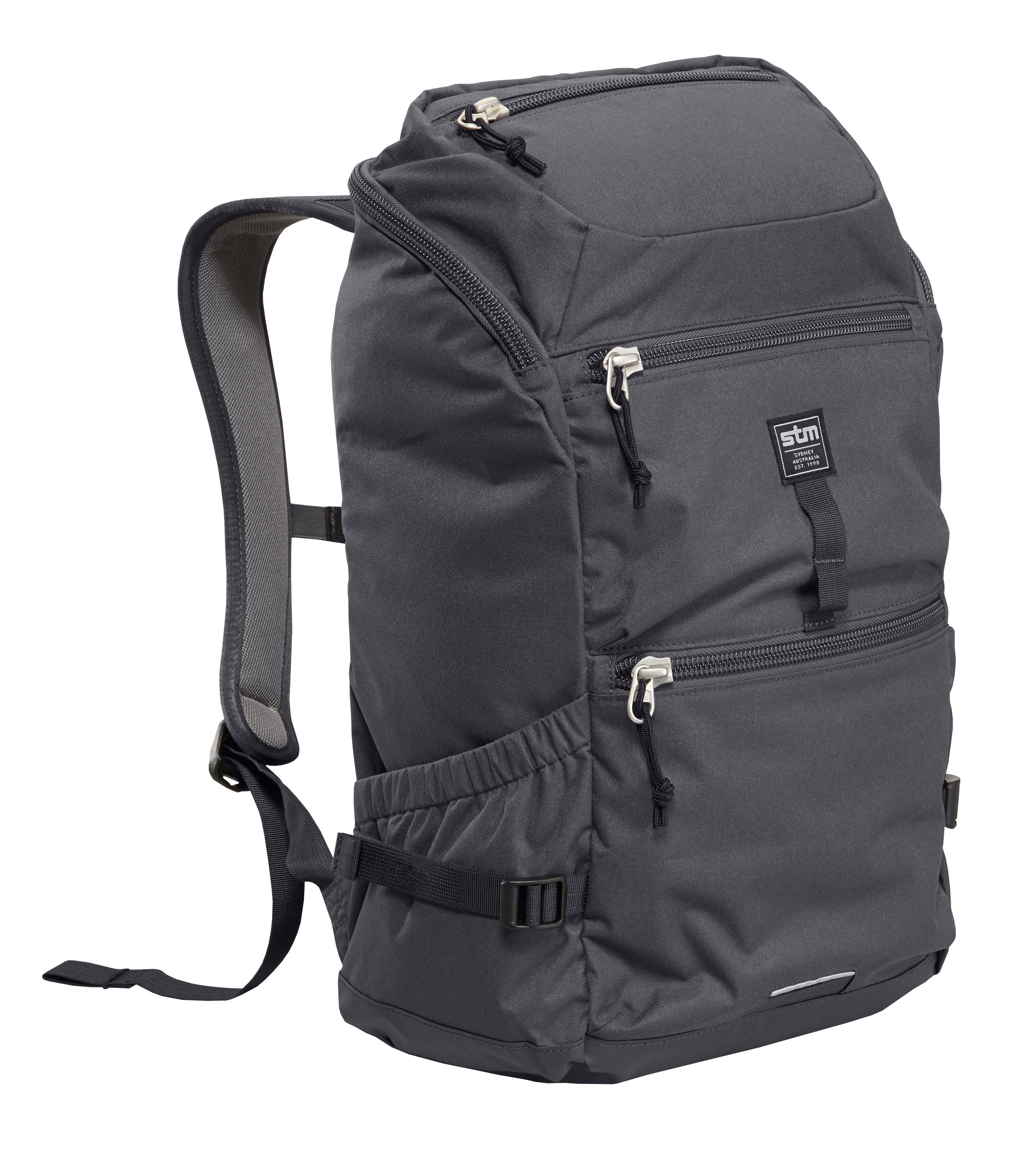 stm drifter laptop backpack for 15 inch laptop