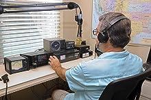 ham shack, amateur radio, dx, dxl
