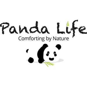 Amazon Com Panda Life Shredded Latex Tencel Pillow Queen