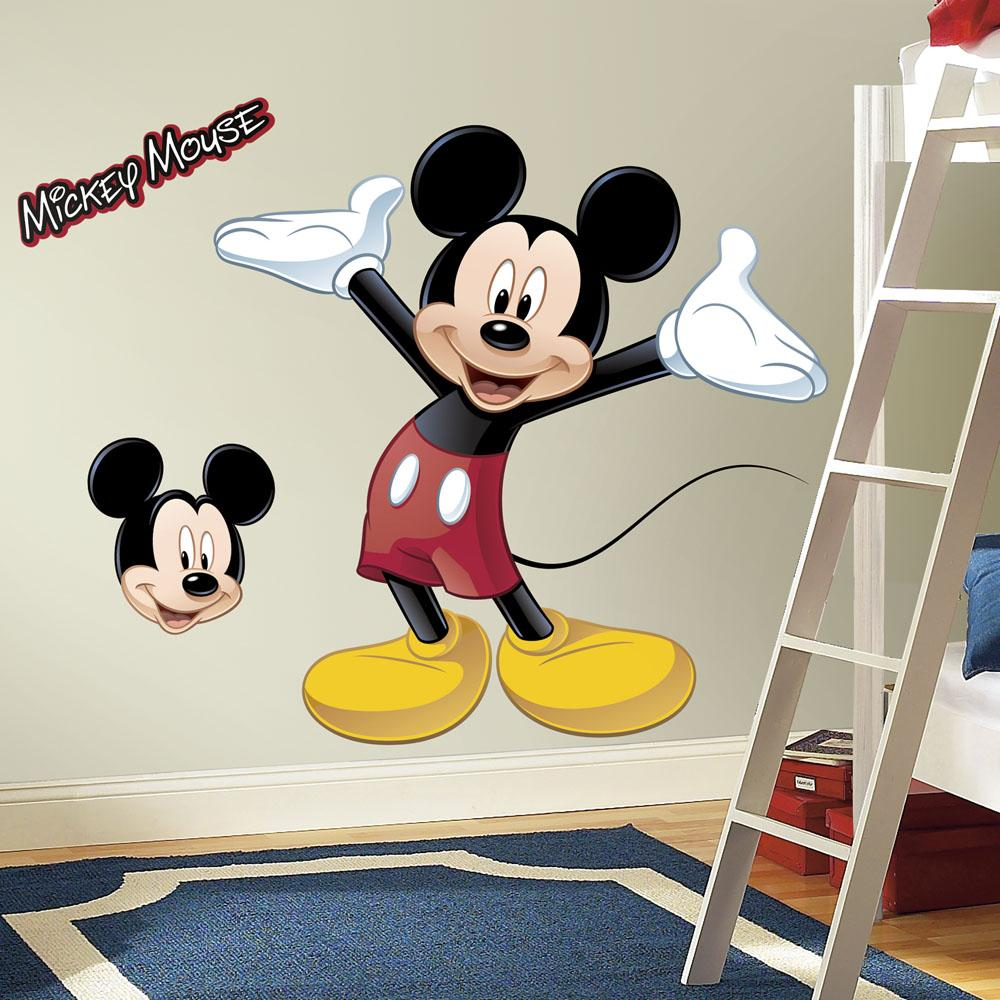 From the manufacturer. mickey mouse wall decals ...