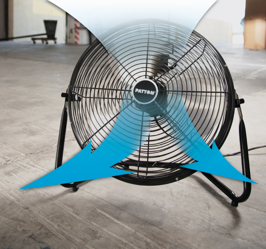 High Velocity Fan Blade : Amazon patton inch high velocity fan puf b bm