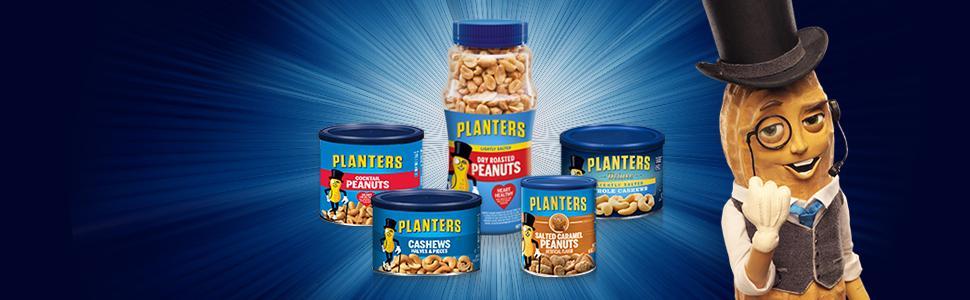 Planters Mr. Peanuts banner